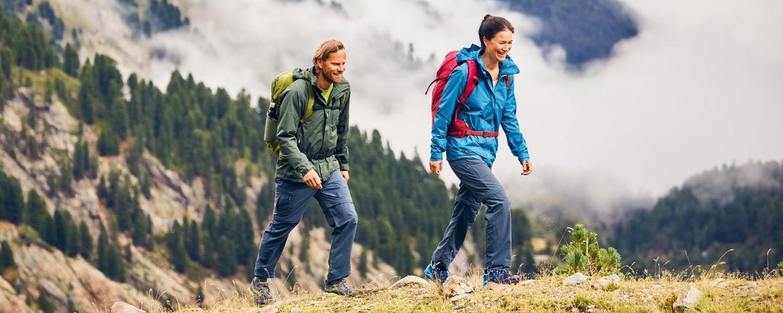 Bergsport und Wandern