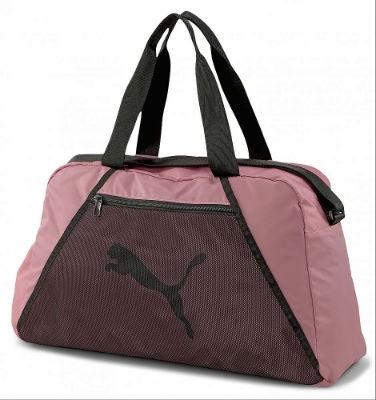 Puma AT ESS grip bag Sporttasche FOXGLOVE-PUMA BLACK