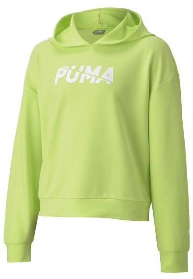 Puma Modern Sports Hoodie G SHARP GREEN