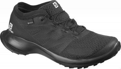 Salomon Schuhe SENSE FLOW GTX W Black/Black White