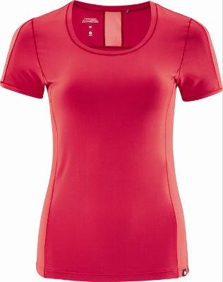 schneider sportswear LACYW-SHIRT Damen T-Shirt cyberred