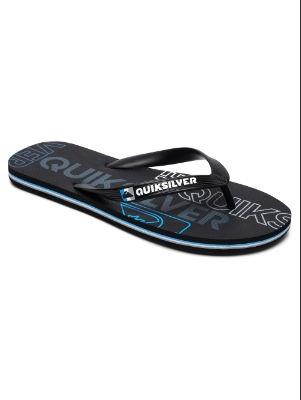 KAUAI/QUICKSILVER MOLOKAI NITRO M SNDL BLACK/BLACK/BLUE